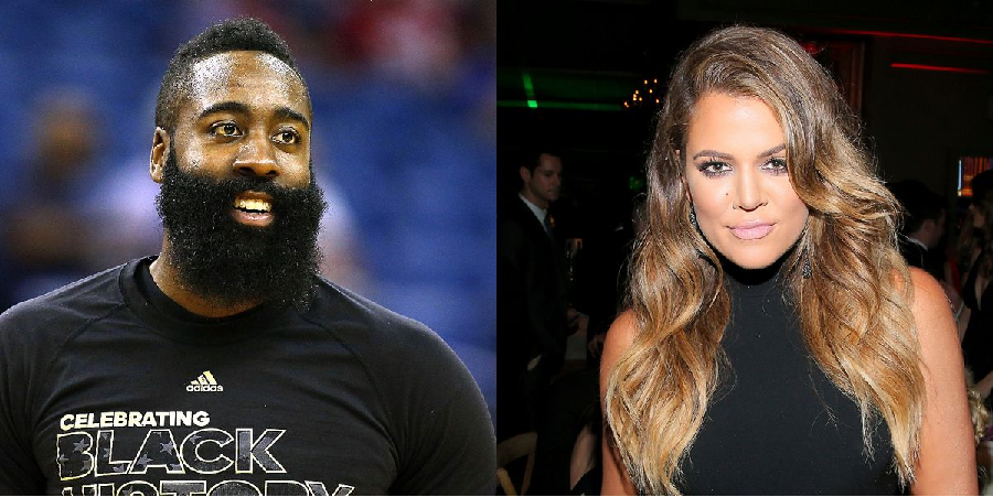 James Harden And Khloe Kardashian.1jpg