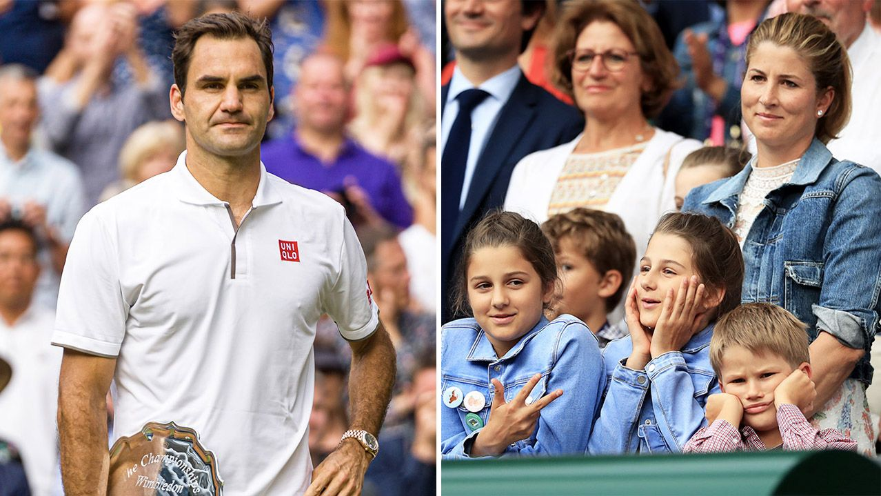 Roger Federer's sad admission about children