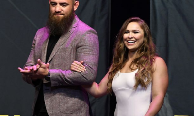 Ronda Rousey and Husband