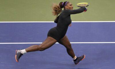 Serena Williams on us open