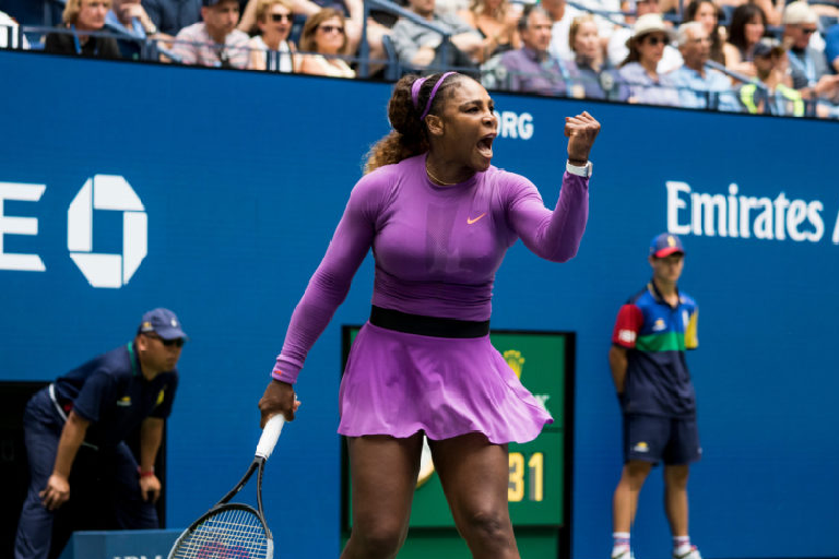 will serena williams be playing the US open 2020