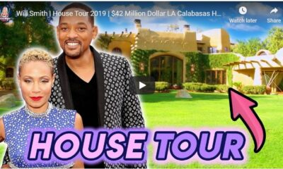 will smith house tour 2019