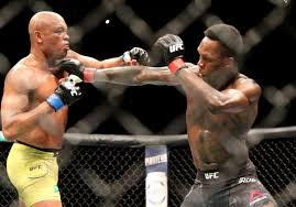 Coach Wants One Anderson Silva and Isreal Adesanya